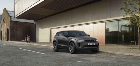 Interesante ampliación de la gama del Range Rover Evoque