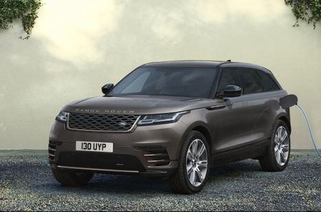 Más opciones para el Range Rover Velar