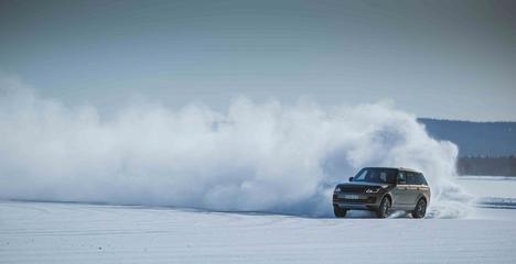 50 años de Range Rover