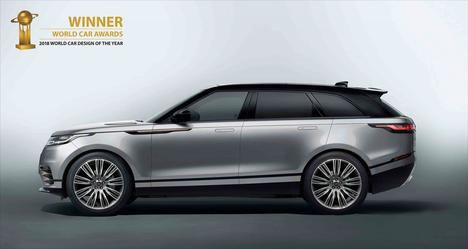 Range Rover Velar 20 Model Year