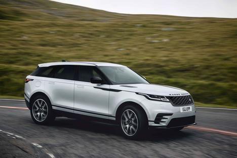 Range Rover Velar híbrido enchufable