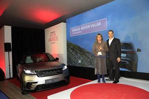 """El Range Rover Velar """"Coche del Año 2018"""" Schibsted Motor Awards"""