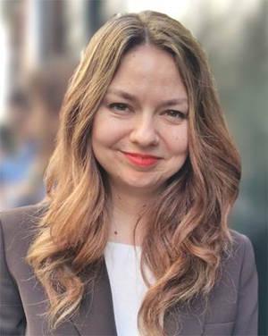 Raquel Rodríguez, Self Bank.