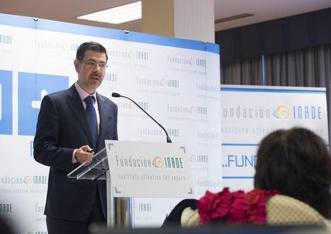 Raúl Casado, nuevo miembro del Consejo Asesor de Fundación Inade en representación de Avanza Previsión