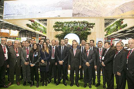 Récord de participación argentina en FITUR 2020