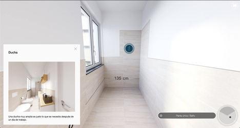 Realisti.co convierte el plano de una vivienda en una visita virtual