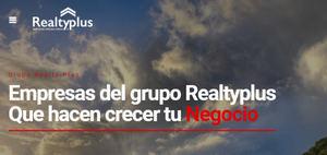 Realtyplus firma una Master Franquicia para Colombia