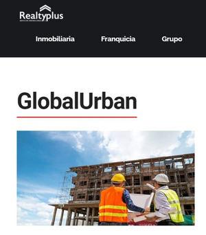 Realtyplus presenta GlobalUrban, para una construcción sostenible