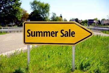 Rebajas de verano sin salir de casa