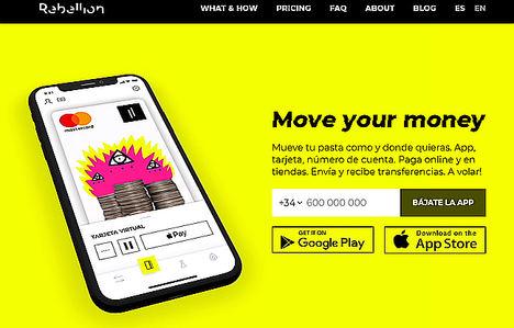Rebellion, el neobanco de la generación Z, primera fintech española con licencia bancaria en ofrecer IBAN español