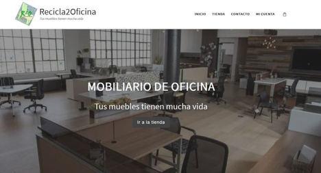 Nace Recicla2Oficina, una novedosa propuesta para equipar oficinas