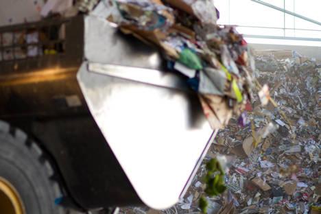 La recogida de papel y cartón para reciclar crece el 3,1% en 2016