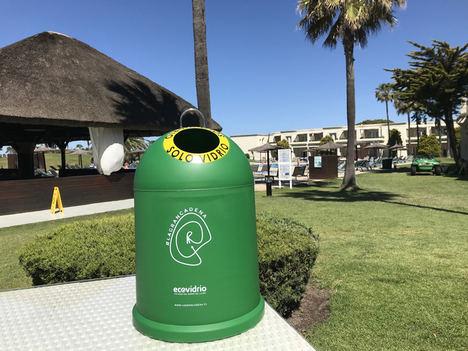 Vincci Hoteles incrementa el reciclaje de residuos en un 40% en el último año