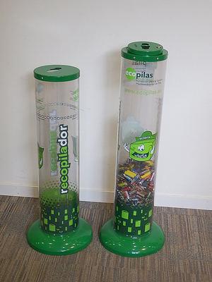 Hesperia gestionará sus residuos electrónicos con Recyclia