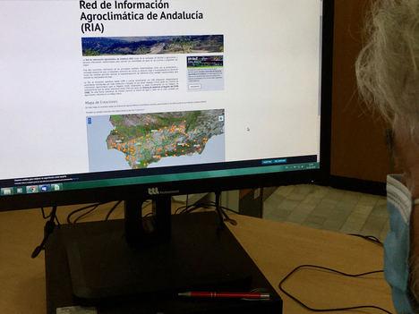 La Red de Información Agroclimática de Andalucía (RIA) avanza en materia de Open Data gracias a su nueva Web