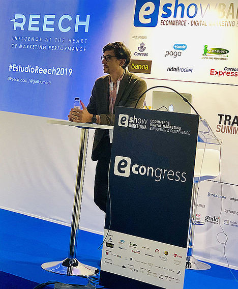 Reech presenta los resultados del Estudio Europeo 2019 sobre Influencer Marketing