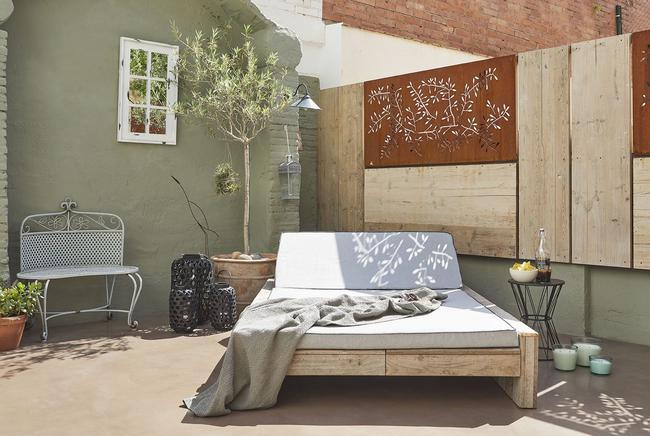 Reforma De Una Terraza Diseñada Por Coblonal Interiorismo En