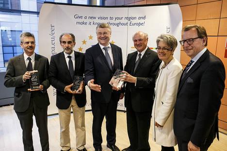 Extremadura, Baja Austria y Grecia Occidental, ganadoras del premio Región Emprendedora Europea 2017