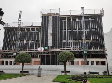 Rehabilitación Colegio Cervantes.