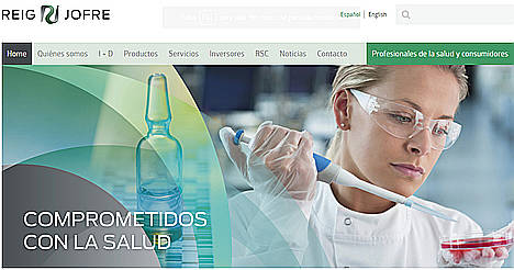 Reig Jofre inicia la comercialización de tres nuevos inyectables de uso hospitalario