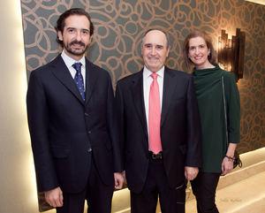 Relevo generacional en la presidencia del Grupo CEF.- UDIMA