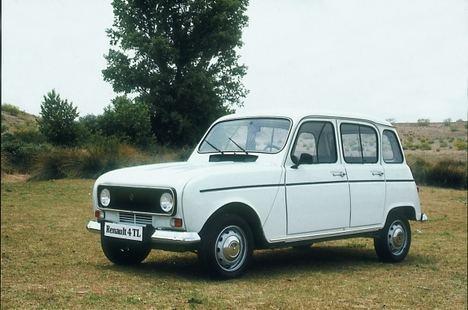 60 años del Renault 4L