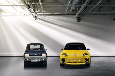 Renault 5 Prototype o los guiños al pasado