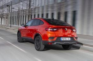 Renault Arkana máxima puntuación de seguridad