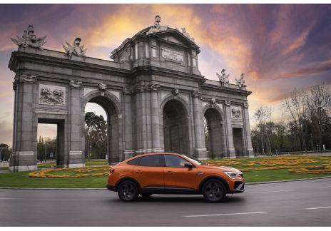 1.000 pedidos del Renault Arkana en un mes
