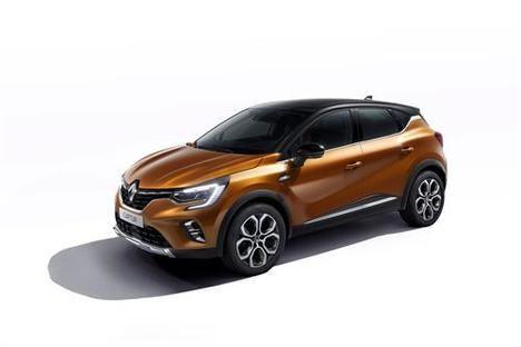 Nuevo Renault Captur, 100% Captur