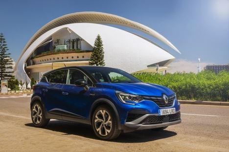 Renault presenta el nuevo Captur E-TECH Híbrido