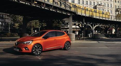 Nueva generación del Renault Clio