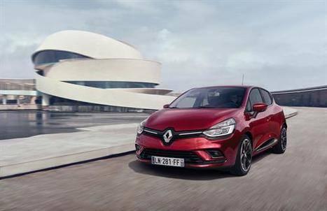 Renault desvela el nuevo Clio