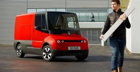 "Renault EZ-FLEX en el ""Viva Technology Show"""