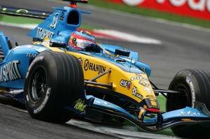 Fernando Alonso se incorpora al equipo Renault de F1