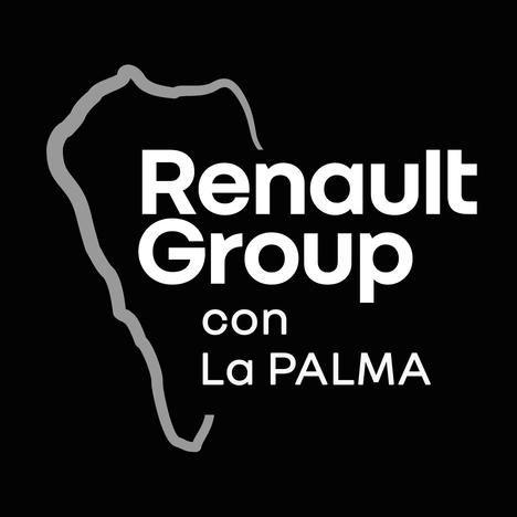 Renault Group se solidariza con La Palma