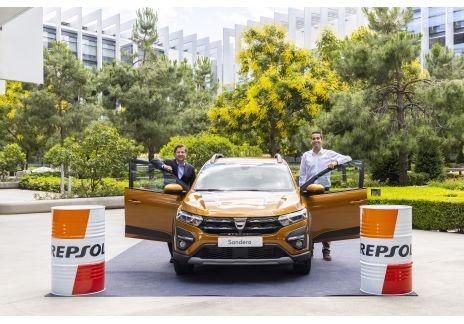 Renault Group y Repsol renuevan su acuerdo de colaboración