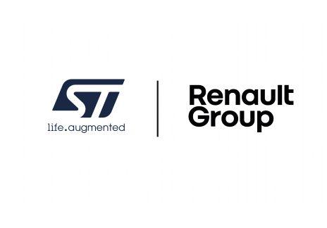 Renault Group y STMicroelectronics anuncian su cooperación estratégica