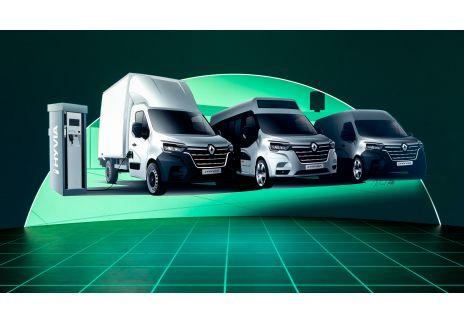 Hyvia de Renault, el nuevo camino hacia la movilidad de hidrógeno