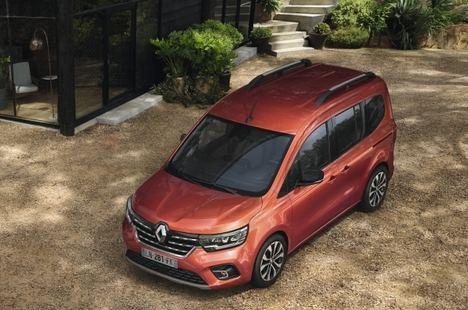 Nuevo Renault Kangoo Combi