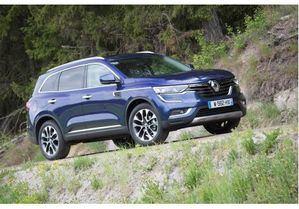 Renault Koleos Initiale París 2.0 dCi 175 4WD X-Tronic