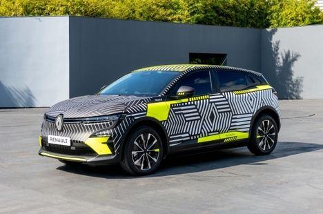 Del Renault Mégane eVision al nuevo Mégane E-Tech Electric