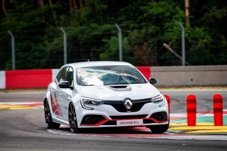 Nuevo Renault Mégane R.S. Trophy-R