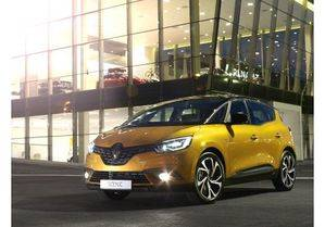 Renault Scenic dCi 100 EDS