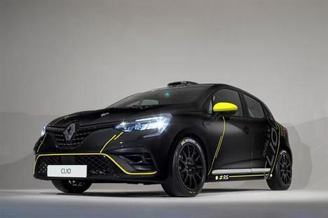 Renault Sport Racing presenta Clio Cup, Clio Rally y Clio RX