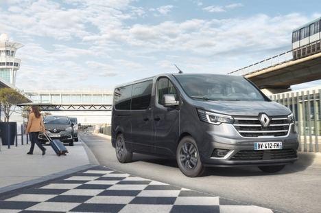 Nuevo Renault Trafic Combi y SpaceClass