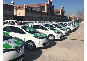 Renault entrega 62 ZOE al Ayuntamiento de Madrid