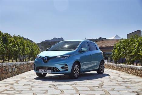 Renault ZOE, pionero de la movilidad sostenible