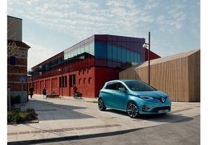 Récord de pedidos y matriculaciones del Renault Zoe en Europa