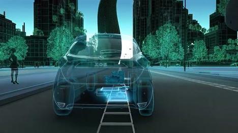 Renault desarrolla la futura tecnología de recarga para vehículos eléctricos